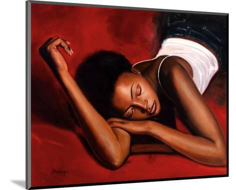 My Dream-Sterling Brown-Mounted Art Print
