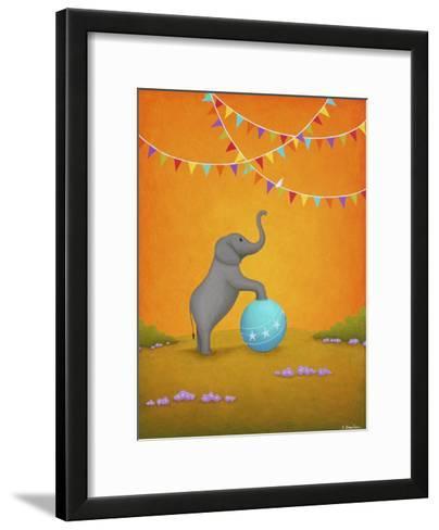 Common Ground-Shari Beaubien-Framed Art Print