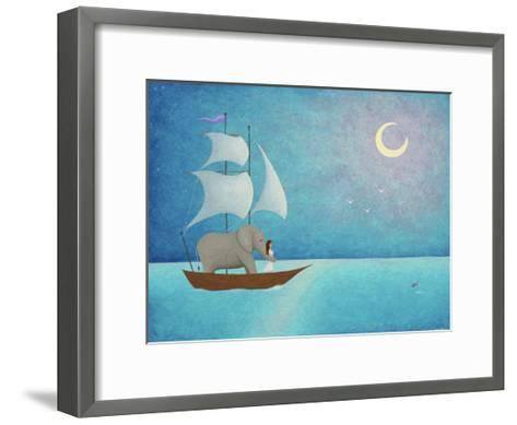 True North-Shari Beaubien-Framed Art Print