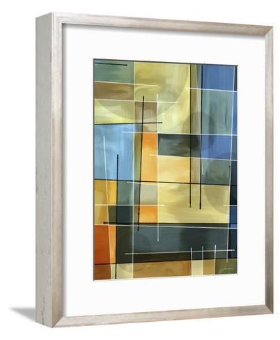 Counter Balance I-James Burghardt-Framed Art Print
