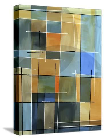 Counter Balance II-James Burghardt-Stretched Canvas Print