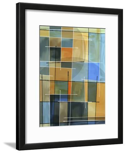 Counter Balance II-James Burghardt-Framed Art Print