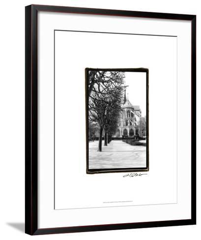 Notre Dame Cathedral IV-Laura Denardo-Framed Art Print