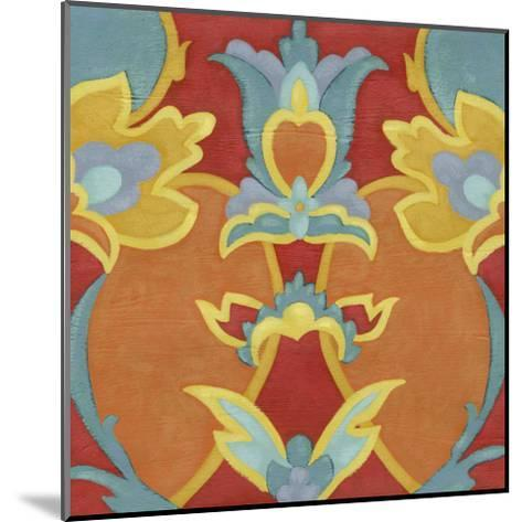 Alhambra Pattern I-Chariklia Zarris-Mounted Art Print