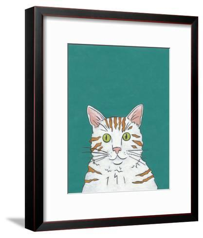 Pet Portraits III-Chariklia Zarris-Framed Art Print