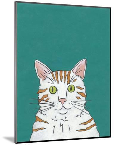 Pet Portraits III-Chariklia Zarris-Mounted Art Print