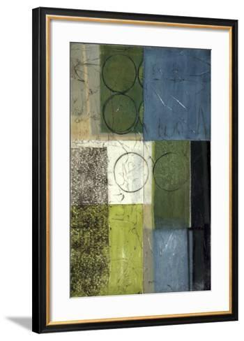 Land and Sea I--Framed Art Print