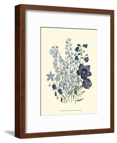 Loudon Florals IV-Jane W^ Loudon-Framed Art Print