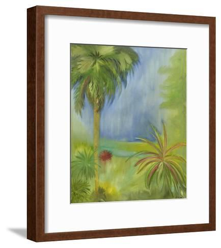 Small Low Country I-Anitta Martin-Framed Art Print