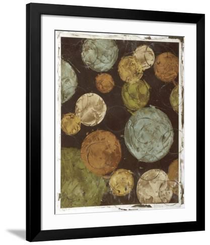 Circles and Spheres I-Megan Meagher-Framed Art Print
