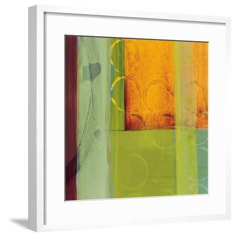 Kaleidoscope Rotations I-Leslie Bernsen-Framed Art Print