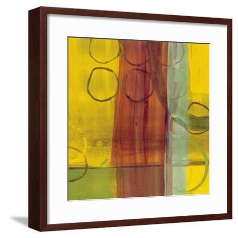 Kaleidoscope Rotations II-Leslie Bernsen-Framed Art Print