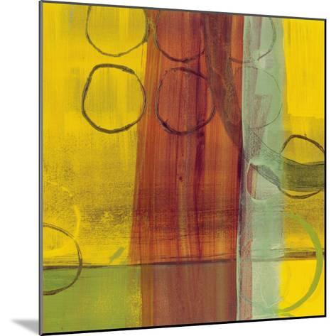 Kaleidoscope Rotations II-Leslie Bernsen-Mounted Art Print