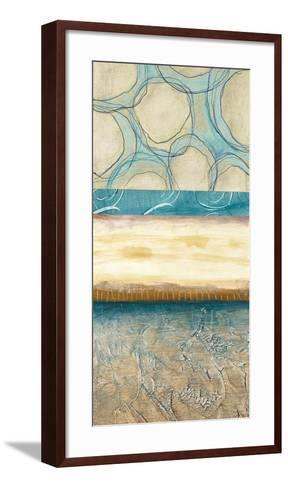 Blowing Bubbles I-Laurie Fields-Framed Art Print