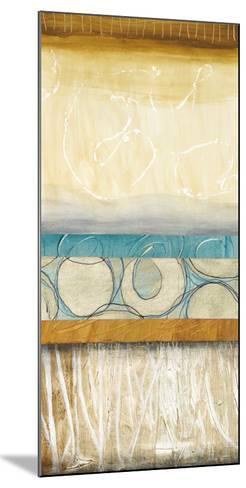Blowing Bubbles II-Laurie Fields-Mounted Art Print