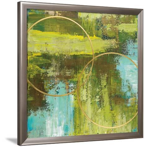 Aller Chartreuse-Patrick St^ Germain-Framed Art Print