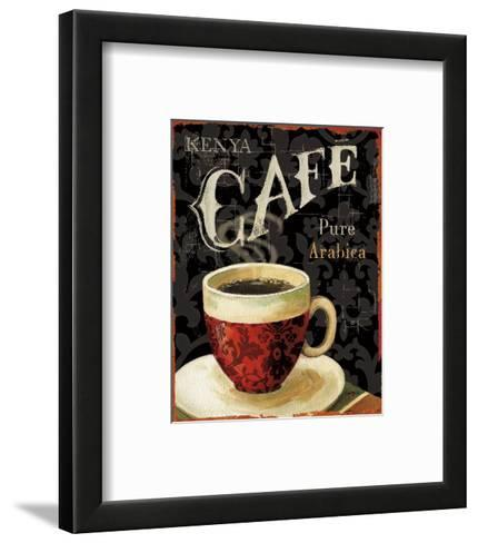 Today's Coffee I-Lisa Audit-Framed Art Print