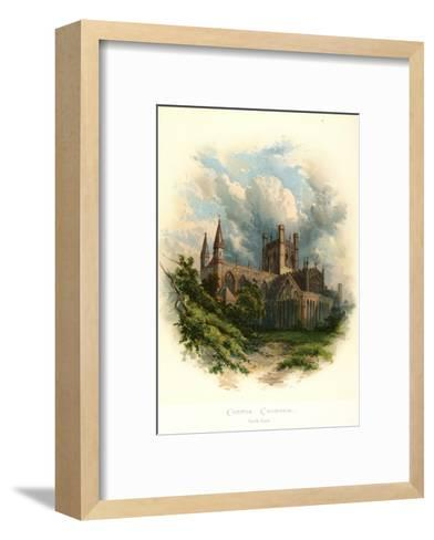 Chester Cathedral, North East-Arthur Wilde Parsons-Framed Art Print
