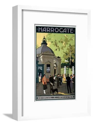 Harrogate 2--Framed Art Print
