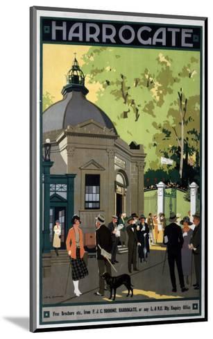 Harrogate 2--Mounted Art Print