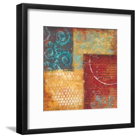 Connections III-Jodi Reeb-myers-Framed Art Print