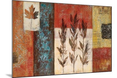 Patina Garden I-Jodi Reeb-myers-Mounted Art Print