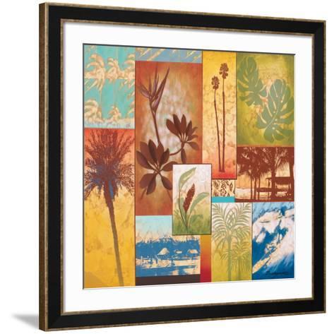 Trade Winds-Val Bustamonte-Framed Art Print