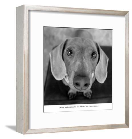 Oliver-Ginger DeLater-Framed Art Print