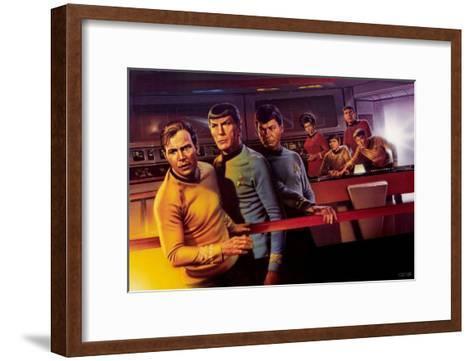Star Trek Special Edition--Framed Art Print