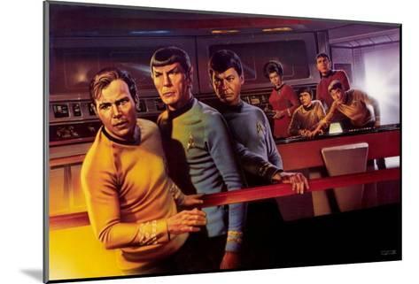 Star Trek Special Edition--Mounted Masterprint