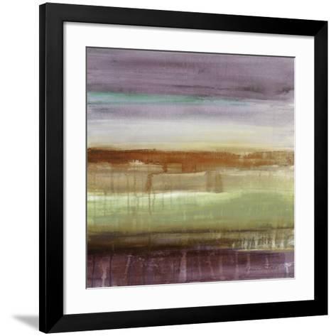 Purple Rain II-Lanie Loreth-Framed Art Print