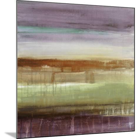 Purple Rain II-Lanie Loreth-Mounted Art Print