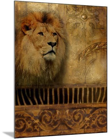 Elegant Safari IV-Patricia Pinto-Mounted Art Print