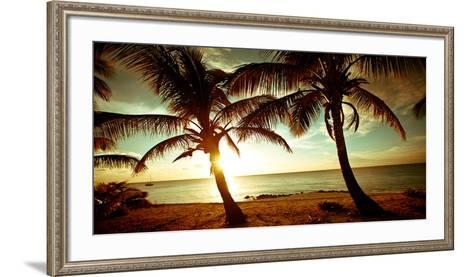 Bimini Sunset-Susan Bryant-Framed Art Print
