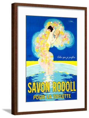 Savon Rodoll--Framed Art Print