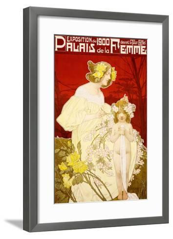 Palais de la Femme--Framed Art Print