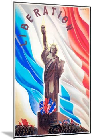Liberation--Mounted Giclee Print