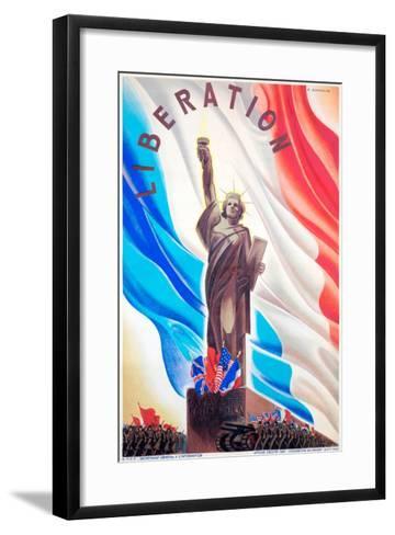 Liberation--Framed Art Print