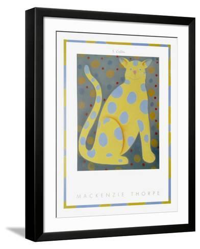S. Catten-Mackenzie Thorpe-Framed Art Print