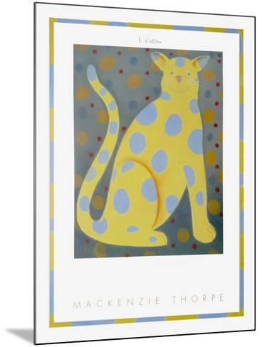 S. Catten-Mackenzie Thorpe-Mounted Art Print