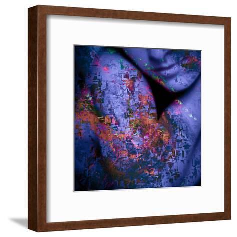 Nude II-Jean-Fran?ois Dupuis-Framed Art Print