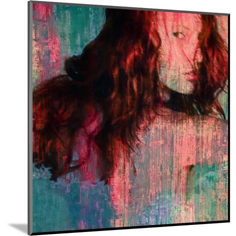 Red Aline-Jean-Fran?ois Dupuis-Mounted Art Print