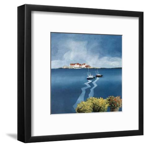 By Land and by Sea III-Marko Viridis-Framed Art Print