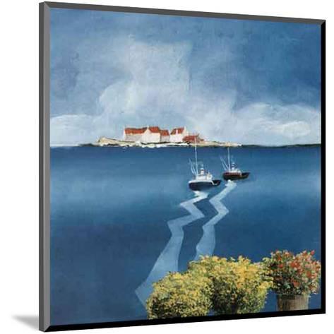 By Land and by Sea III-Marko Viridis-Mounted Art Print