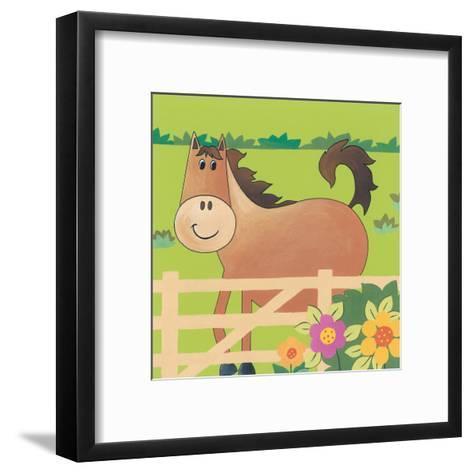Country Life II-Patrizia Moro-Framed Art Print