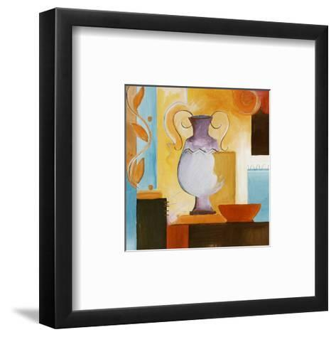 Interior Design II-P. Clement-Framed Art Print