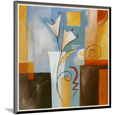 Interior Design IV-P. Clement-Mounted Art Print