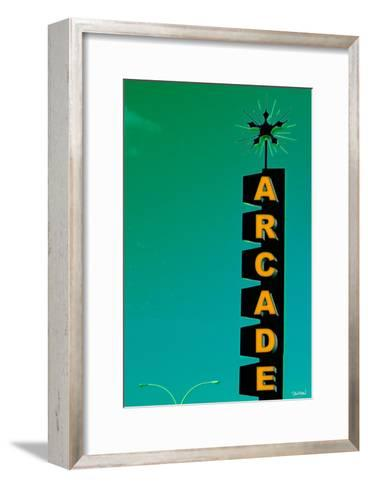 Arcade-Pascal Normand-Framed Art Print