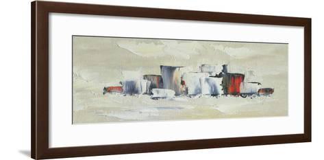 Metropolis III-Davide Pagani-Framed Art Print