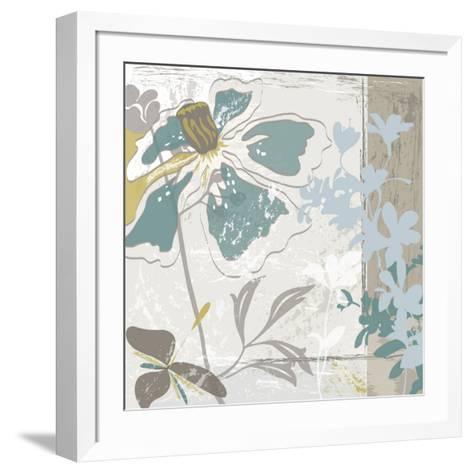 In Tune II-Mercier-Framed Art Print